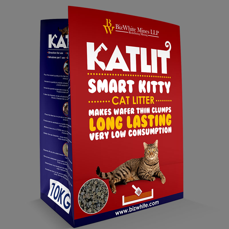 KATLIT Smart Kitty Cat Litter