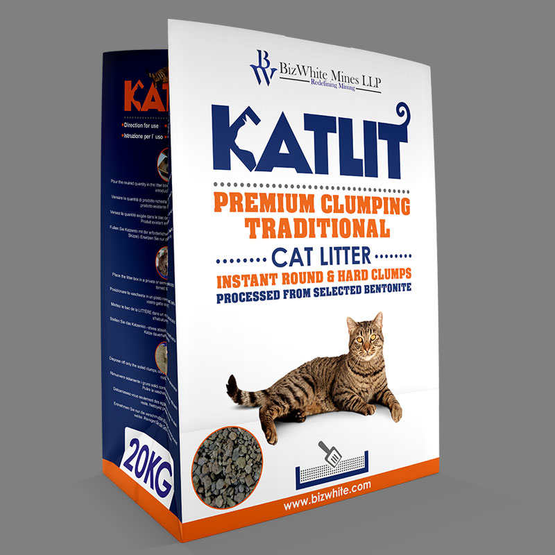 KATLIT Traditional Coarse Size Cat Litter