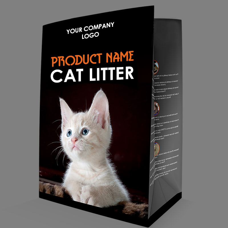 Cat Litter Private Labels